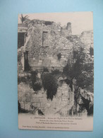 Carte Jérusalem - Ruines De L'Eglise De La Piscine Bethesda - Israele