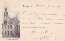 619 Binche L Hotel De Ville Restaure - Binche