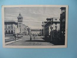 Carte Le Caire - Heliopolis Street - Cairo
