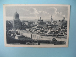 Carte Le Caire - Général View Of Cairo - Cairo