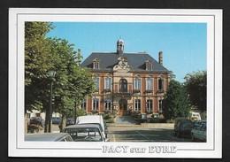 Pacy Sur Eure Hotel De Ville / Arrondissement De Les Andelys CPSM Eure - Pacy-sur-Eure