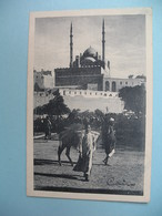 Carte Le Caire - The Citadelle Of Cairo - Cairo