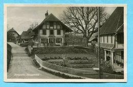Zauggenried - Dorfpartie Gestempelt Feldpost - BE Berne