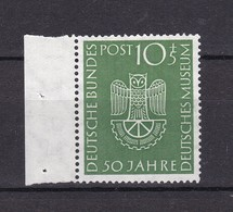BRD - 1953 - Michel Nr. 163 - SR - Postfrisch - 48 Euro - BRD