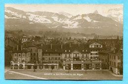 Vevey & Rochers De Nayes 1915 - VD Vaud