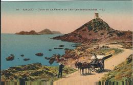 Corse Du Sud : Ajaccio, Tour De La Parata Et Les Iles Sanguinaires - Ajaccio