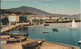 Corse Du Sud : Ajaccio, Vue Générale Des Quais - Ajaccio