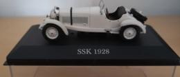 MERCEDES BENZ SSK 1928-1/43-neuve Avec Sa Boîte Cristal-ATLAS - Cars & 4-wheels