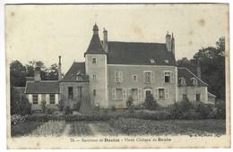 58 - Decize - Le Vieux Chateau De Brain - Decize