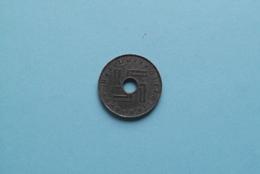 1940 A - 5 Reichspfennig Military Coinage WW II ( KM 98 ) Uncleaned > XF ! - [ 4] 1933-1945 : Third Reich