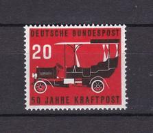 BRD - 1955 - Michel Nr. 211 - Postfrisch - 12 Euro - Ungebraucht