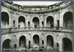 °°° Cartolina - Caprarola Palazzo Farnese Il Cortile Nuova °°° - Viterbo