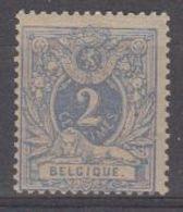 Belgie 1869 Liggende Leeuw 2c ** Mnh (43556) - 1869-1883 Leopold II