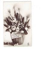 Cpa - Le Bouquet De La Crise - Léo 5648 - Légumes Poireau Carotte Radis Oignon - 1943 - Sans Tickets ... - Autres