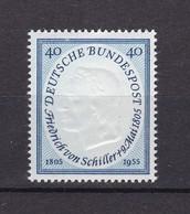 BRD - 1955 - Michel Nr. 210 - Postfrisch - 18 Euro - Ungebraucht