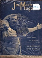 "REVUE  ""JEUNESSE MAGAZINE""  N°26  DU 26 JUIN 1938 / TRES BON ETAT - Books, Magazines, Comics"