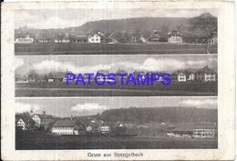 116013 SWITZERLAND STRENGELBACH MULTI VIEW POSTAL POSTCARD - Switzerland