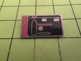 816b Pins Pin's / Rare & Belle Qualité THEME PHOTOGRAPHIE / APPAREIL PHOTO PRESTINOX - Photography