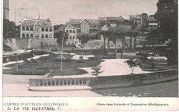 TANANARIVE .... PLACE JEAN LABORDE - Madagascar