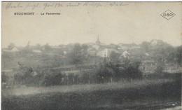 CPA -   Stoumont - Panorama - Allemande Feldpost  1914 - Zonder Classificatie