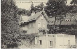 CPA -   Spa - Rue Gilouda  Chalet ----  - Allemande Feldpost  1915 - Belgique