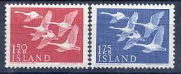 ICELAND 1956 Nordic Countries MNH (**) - Nuevos
