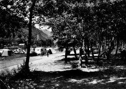 Andorre. Andorra, CPSM.  Le Camping, Scan Du Verso.  1964. - Andorra