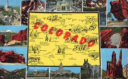 COLORADO - MULTI VUES - Etats-Unis