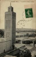 MAROC - OUDJDA - Vue Partielle - Au Loin, Le Camp - Morocco