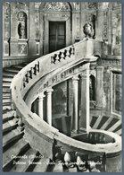 °°° Cartolina - Caprarola Palazzo Farnese Scala Regia Scritta °°° - Viterbo