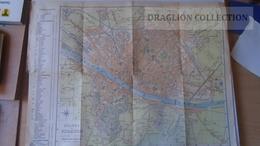 D165559 Map Carte Pianta Di FIRENZE   Editore Francesco Pineider - Sin Clasificación