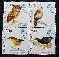 344Indonesia 2012 Birds - Indonesien