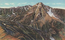 MOUNTAIN OF THE HOLY CROSS - COLORADO - Etats-Unis