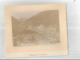 MOUSTIERS (BASSES ALPES) PHOTO ANCIENNE VUE PANORAMIQUE - Plaatsen