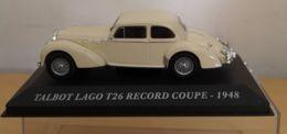 TALBOT LAGO T26 RECORD COUPE 1948-1/43-(neuve Avec Sa Boîte Cristal)-ATLAS - Cars & 4-wheels