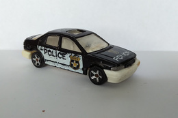 Jouet Ancien/Miniature 1/59 Majorette - Ford Mondeo Police (réf 211/12) - Majorette