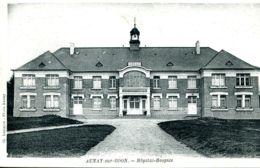 N°74336 -cpa Aunay Sur Odon -hôpital Hospice- - Altri Comuni