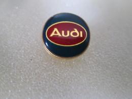 PIN'S    LOGO  AUDI - Audi