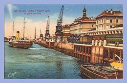 CPA Couleurs - Calais (62) - 198. Cote D'Argent Quitte La Gare Maritime - Calais