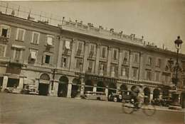 180719D - PHOTO 1935 - 06 NICE Agence HAVAS Autobus Auto - Monuments