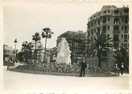 180719D - PHOTO 1935 - 06 NICE Square Albert Ier - Palmier - Squares