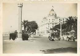 180719D - PHOTO 1935 - 06 NICE Promenade Des Anglais - Palmier Auto - Other