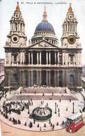 ST PAUL S CATHEDRAL - LONDON - LONDRES - St. Paul's Cathedral