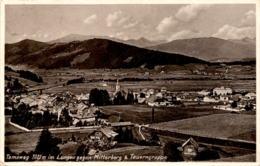 Tamsweg Im Lungau Gegen Mitterberg & Tauerngruppe (14854) * 23. 7. 1936 - Tamsweg