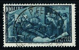 Italia Nº 529 USADO - 6. 1946-.. República