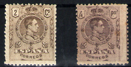 España Nº 279. Año 1909/22 - 1889-1931 Reino: Alfonso XIII