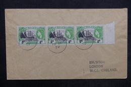 SAINTE HÉLÈNE - Enveloppe De Ste Héléna Pour Londres En 1959 , Affranchissement Plaisant - L 35187 - Sainte-Hélène