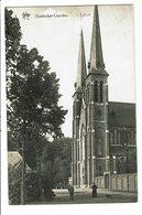 CPA - Carte Postale-Belgique Oostacker - Lourdes -L'église-1912 VM4706 - Gent