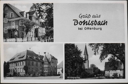 CPA. - Allemagne > Ohlsbach Est Une Commune De Bade-Wurtemberg, Située Dans L'arrond. De L'Ortenau - TBE - Allemagne