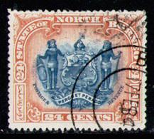 NORTH BORNEO 1897 - From Set Used - North Borneo (...-1963)